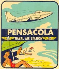 Pensacola Naval Air Station