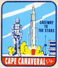 Cape Canaveral Gateway to the Stars