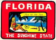 Florida, Fun in the Sun, The Sunshine State