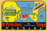 Gandy Bridge St. Petersburg - Tampa