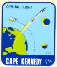 Cape Kennedy Orbital Flight