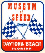 Daytona Beach Museum of Speed
