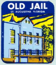 Saint Augustine Old Jail