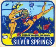 Silver Springs Underwater Gardens