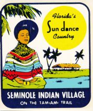 Seminole Indian Village
