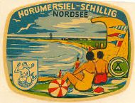 Horumersiel - Schillig Nordsee