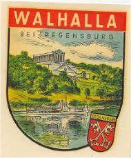 Walhalla bei Regensburg