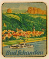 Sächsische Schweiz - Bad Schandau