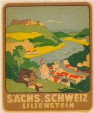 Sächsische Schweiz - Lilienstein