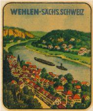 Sächsische Schweiz - Wehlen