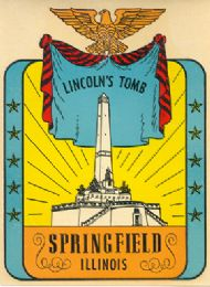 Springfield, Lincoln's Tomb