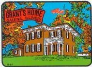 Galena, Grant's Home