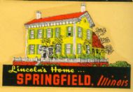 Springfield, Lincoln's Home