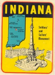 State Map Soldiers' and Sailors' Monument