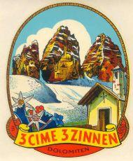 3 Cime Dolomiti