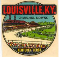 Louisville, Churchill Downs