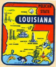 State Map, Pelican State