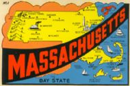 State Map Bay State