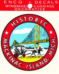 Historic Mackinac Island