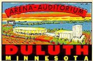 Duluth, Arena - Auditorium