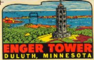 Duluth, Enger Tower
