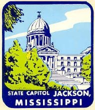 Jackson, State Capitol