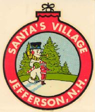 Jefferson, Santa's Village