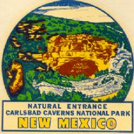 Carlsbad Caverns, Natural Entrance