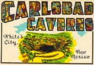 Carlsbad Caverns, Whites City