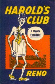 Harold's Club Reno
