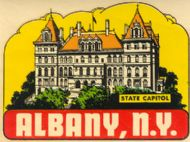 Albany, State Capitol