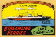 Lake Champlain Streamline Ferries