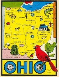 State Map Cardinal