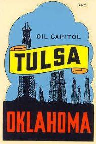Tulsa, Oil Capitol