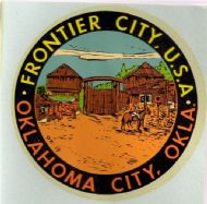 Frontier City, Oklahoma City