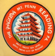 Mount Penn, The Pagoda