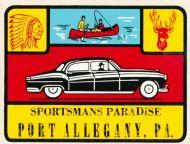 Port Allegany
