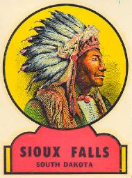 Sioux Falls, Indian Head