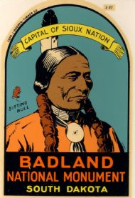 Badland National Monument