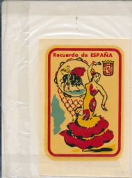 Recuerdo de Espaňa (Souvenir of Spain)