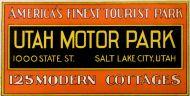Utah Motor Park