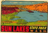 Sun Lakes State Park