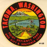 Tacoma, Point Defiance Park