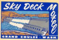 Grand Coulee Sky Deck Motel