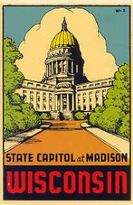 State Capitol Madison