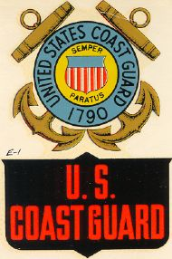 US Coast Guard Crest