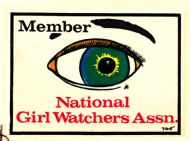 Member National Girls Watcher Association