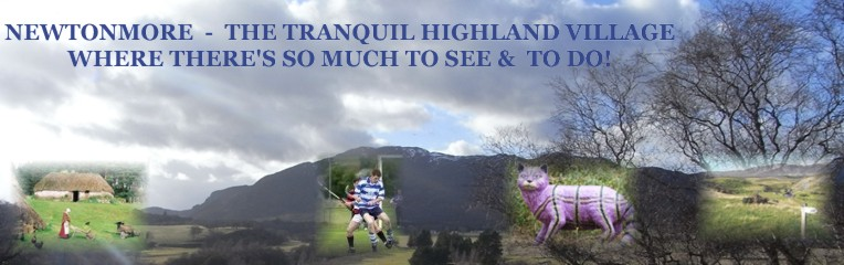 Come To Newtonmore