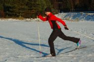 cross country ski lessons, glenmore,aviemore
