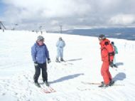 aviemore ski school lessons on cairngorm